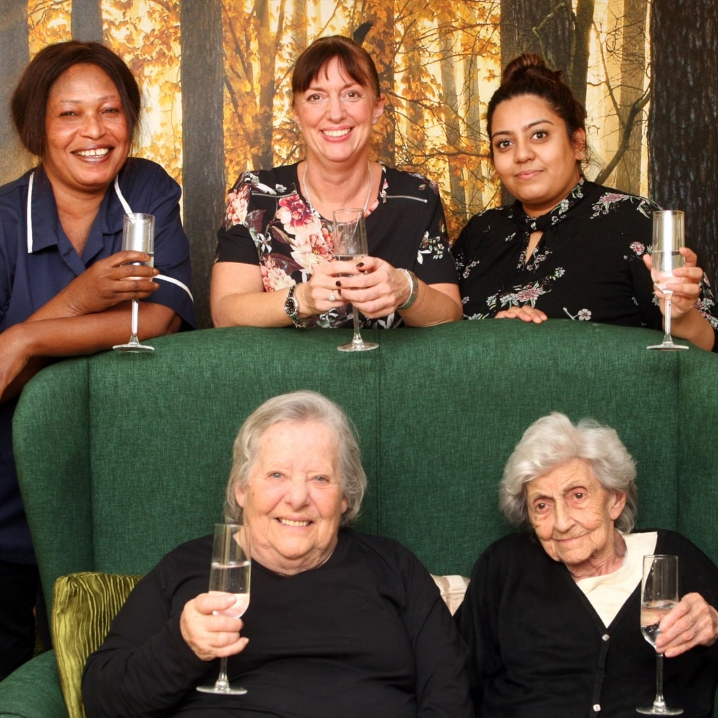 Linden House Care Home is Outstandingly Well Led in Latest CQC Report