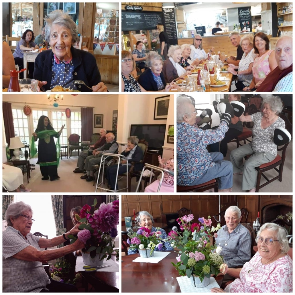 A Busy August At Wren House