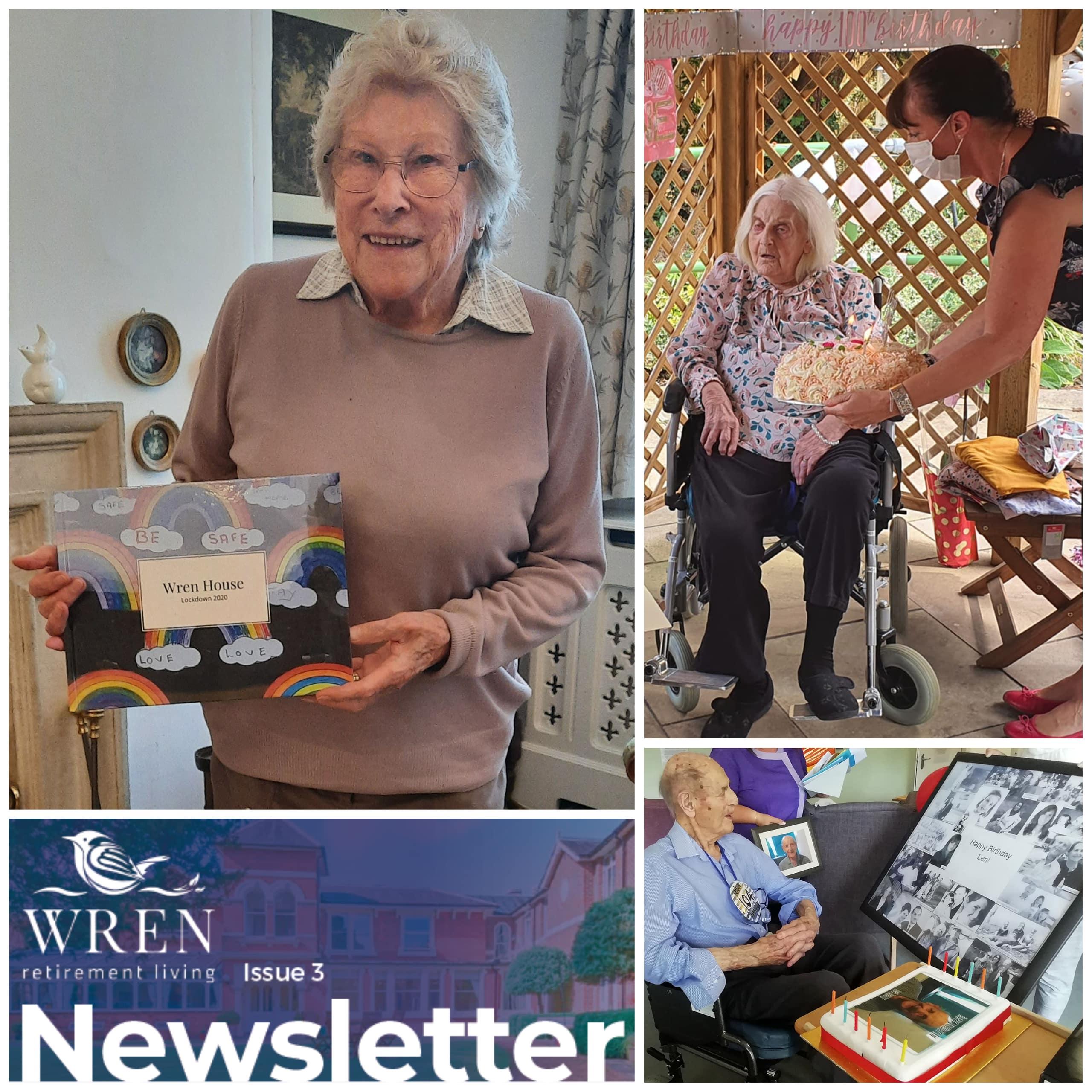Wren Retirement Living Newsletter October 2020